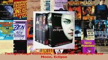 PDF Download  Twilight Saga Collection 5 Book Set Twilight New Moon Eclipse PDF Online