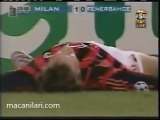 13.09.2005 - 2005-2006 Champions League Group E Matchday 1 AC Milan 3-1 Fenerbahçe
