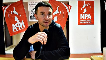 """Interview Olivier Besancenot : """"L'état d'urgence se transforme en Etat de répression"""""""