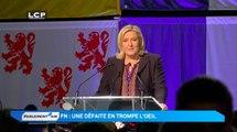 Régionales : toujours plus de votes FN, mais les seconds tours restent difficiles