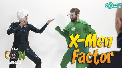 X-Men Factor - C'est Con ! (Saison 2)