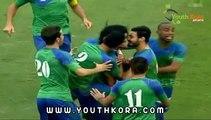 أهداف مباراة المقاولون و مصر المقاصه (1  - 4) | الأسبوع الثامن | الدوري المصري 2015-2016