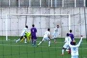 U19 National - OM 1-0 Toulouse : le but de Léo Libbra (57e)