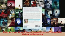 Read  Rein In Your Brain From Impulsivity to Thoughtful Living in Recovery EBooks Online
