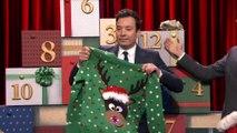 Les 12 Pulls du Calendrier de l'Avent- jour 1 - The Tonight Show du 03/12/15 sur MCM!