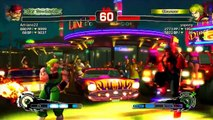 Ultra Street Fighter 4 Gameplay _ Xbox 360 - Part 3