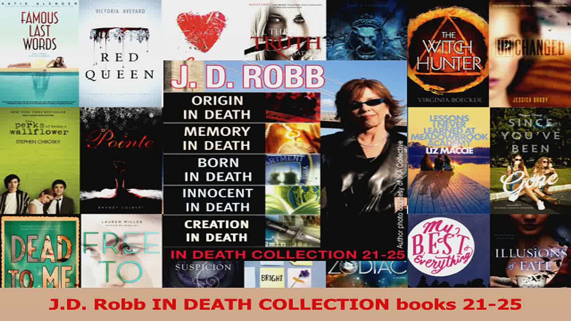 echoes in death read online free