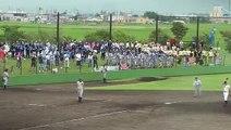 須賀川高校 野球応援