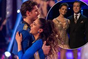 Strictly Come Dancing spat after Katie Derham scrapes into the final as Anita exits