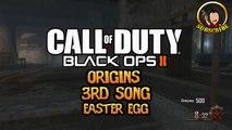 Black Ops 2 Dlc 4 Origins 3RD Easter Egg Origins Soundtrack 115 Aether Song Map Pack 4