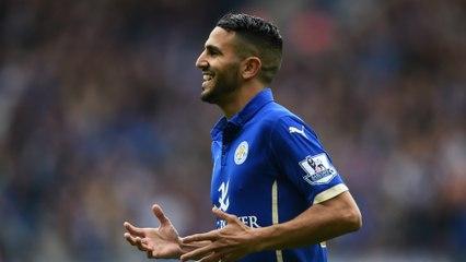 Leicester : Le superbe enroulé de Riyad Mahrez contre Chelsea