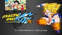 Dragon Ball Z Kai 2014 - Kuu Zen Zetsu Go! Opening (Español Latino)