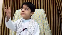 Cute Little Child Amazing Speech, Love This Child