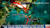 Missing Airplane Malaysia Airlines Flight MH370 FLEW CLOSE BEHIND ANOTHER PLANE 2 HIDE
