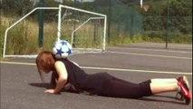 SkillTwins CRAZY Nutmeg⁄Panna Skill vs football skills and drills football skills 98