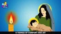 God Rest Ye Merry Gentlemen | Christmas Songs for Children | Christmas Carols