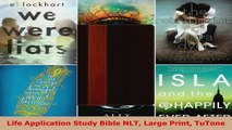 PDF] Life Application Study Bible NLT, Large Print Download
