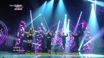 Girls Generation-TTS (소녀시대-태티서) - Adrenaline / Holler [Music Bank COMEBACK