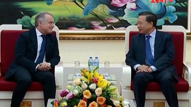 Tăng cường hợp tác về thực thi pháp luật Việt Nam - EU