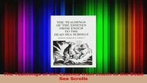 PDF Download  The Teachings of the Essenes from Enoch to the Dead Sea Scrolls PDF Online