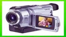 Best buy Sony Camcorders  Sony Handycam DCRTRV240  Camcorder  460 Kpix  optical zoom 25 x  Digital8  black