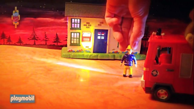 Stop Motion New Fireman Sam Episode with Toys Postman Pat Peppa Pig English Little Sunflowers
