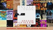 Download  Invitation Sylvie Guillem French Edition PDF Free
