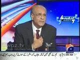 Nawaz Sharif Aur Qaim Ali Shah Ki Operation Per Kia Khufia Baat Hui Hai  - Najam sethi Briefly Telling