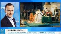 15 décembre 1809, le divorce de Napoléon Ier et de Joséphine