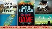 Read  The Devils Game A FastPaced Christian Fiction Suspense Thriller A Devils Game PDF Online