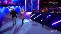 Brie Bella & Alicia Fox vs Charlotte & Becky Lynch