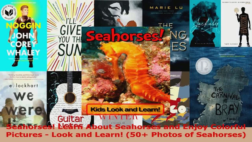 Read  Seahorses Learn About Seahorses and Enjoy Colorful Pictures  Look and Learn 50 Photos EBooks Online