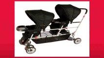 Best buy Tandem Stroller  Joovy Big Caboose StandOn Tandem Triple Stroller Black