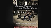 Broken People on Broken Pews