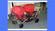 Best buy Tandem Stroller  Sashas Rain and Wind Cover for Kolcraft Contours OptionsOptima Tandem Stroller