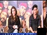 Sahir Lodhi to Interview Bollywood Actors Shahrukh Khan and Kajol - Watch Pomo