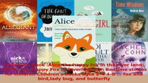 PDF Download  Childrens book Alice the happy fox in the river land ALICE The Happy Fox in Riverland PDF Online