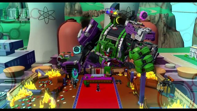 LEGO® DIMENSIONS™ Part 9 Lego Ninjago Masters of Spinjitzu