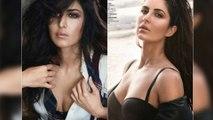 SO HOT ! Katrina Kaif CLEAVAGE Show | New Photoshoot GQ Magazine