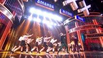 Dance troupe Entity Allstars are magic! | Semi Final 1 | Britains Got Talent 2015
