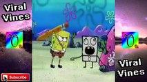 SpongeBob ruined vine compilation (100 VINES)