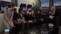 France Bleu Live, rencontre avec les Kids United