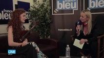 France Bleu Live, interview avec Camille Berthollet