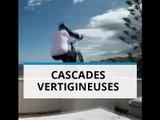 Escapade folle à vélo ....de toit en toit !