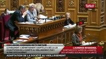 Commission mixte paritaire sur le projet de loi sur  l'adaptation de la société au vieillissement - Les matins du Sénat