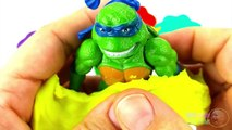 Fun Play Doh Ice Cream Opening Learning Game! Can You Guess Who Toy Surprises! Lesson 2