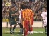 24.08.2006 - 2006 - 2007 UEFA Cup 2nd Qualifying 2nd Leg Kayserispor 3-1 KF Tirana
