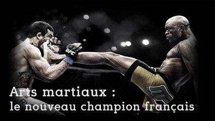 Arts martiaux : le nouveau champion français