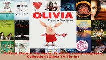 Read  OLIVIA Plans a Tea Party From the Fancy Keepsake Collection Olivia TV Tiein Ebook Free