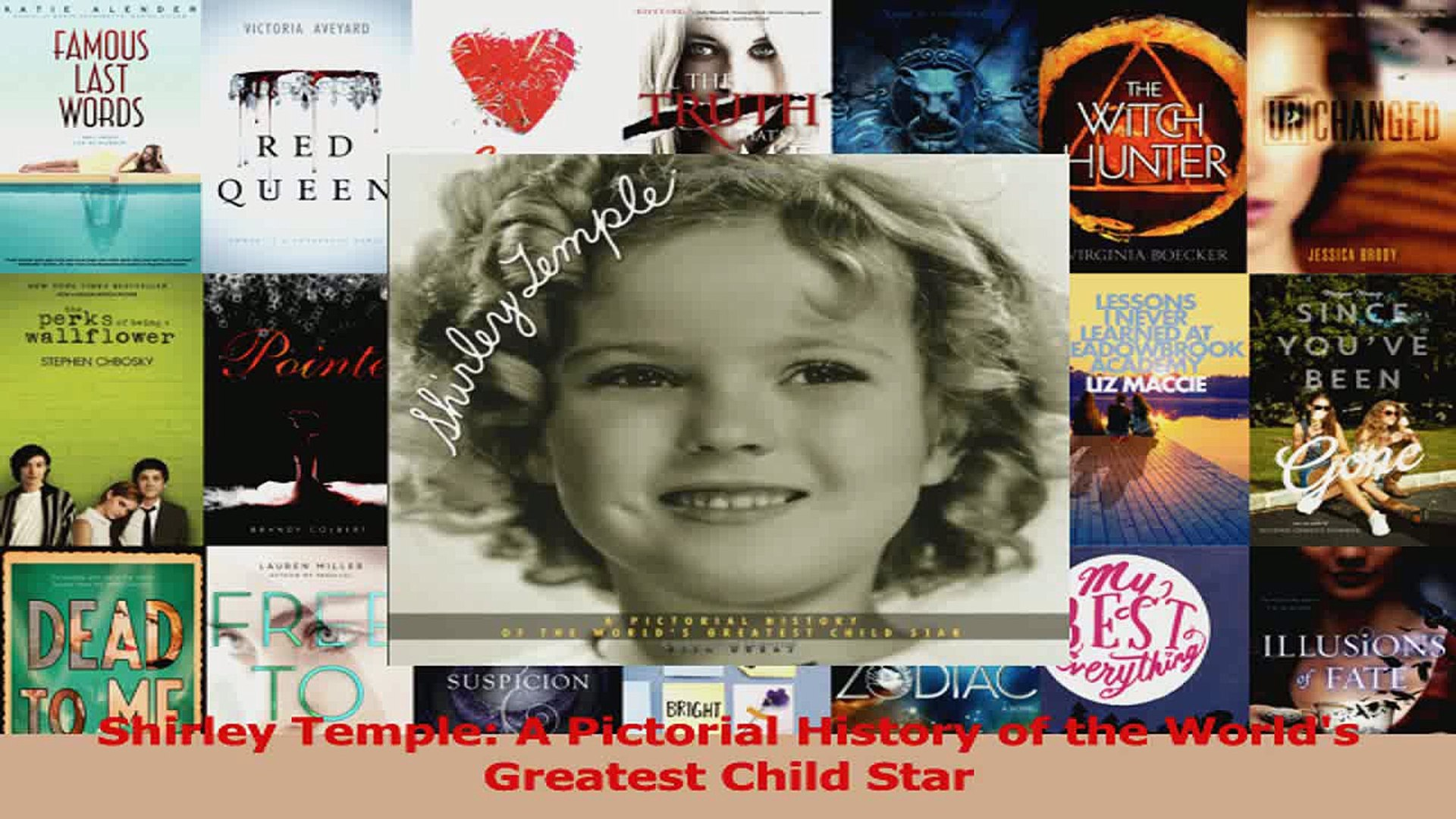 PDF Download  Shirley Temple A Pictorial History of the Worlds Greatest Child Star Download Full Ebo